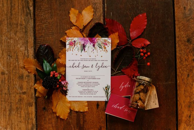 Mid-autumn Romance 2 by Everitt Weddings - 015