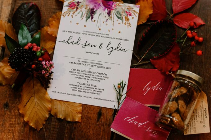 Mid-autumn Romance 2 by Everitt Weddings - 016
