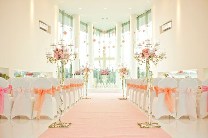 The Wedding Chapel by Ciputra Golf, Club, & Resto - 002