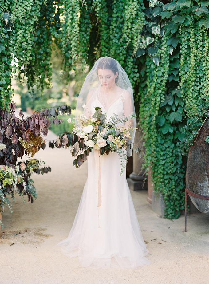 Chateau Garden Wedding by Esmeralda Franco Photography - 016
