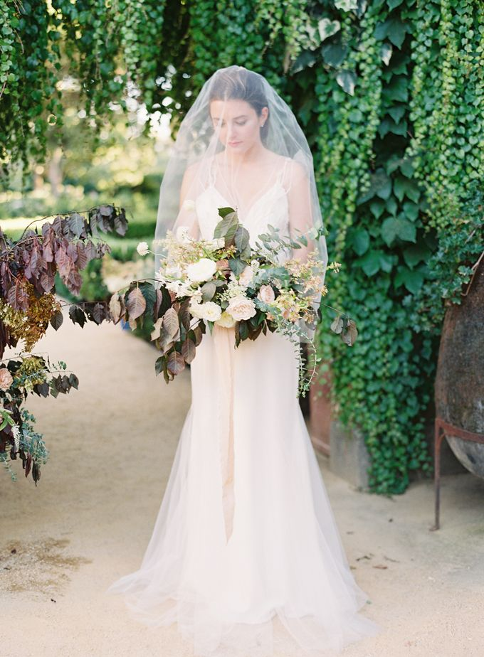 Chateau Garden Wedding by Esmeralda Franco Photography - 017