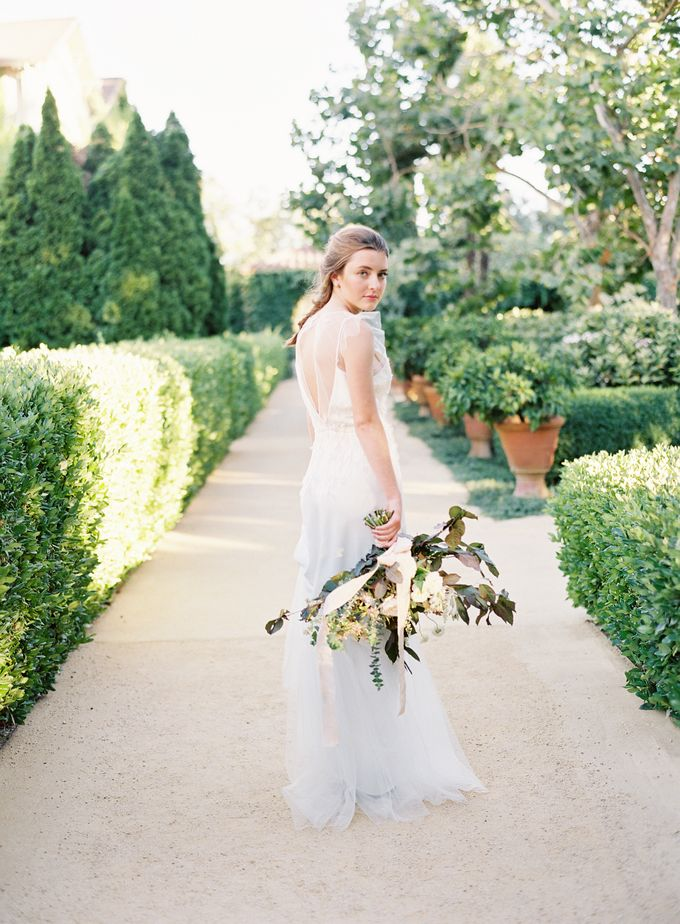 Chateau Garden Wedding by Esmeralda Franco Photography - 014