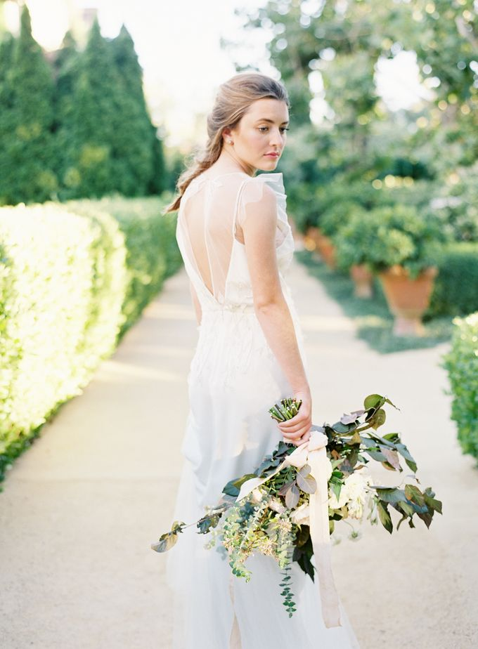 Chateau Garden Wedding by Esmeralda Franco Photography - 006