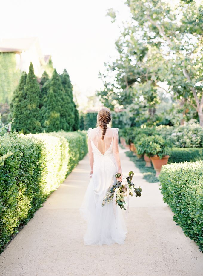 Chateau Garden Wedding by Esmeralda Franco Photography - 001