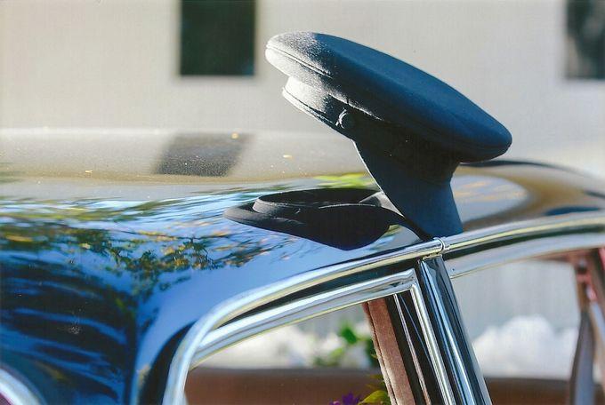 Classic Daimler major Magestic Wedding Car by Tic Tac Tours & Premier Limousines - 006