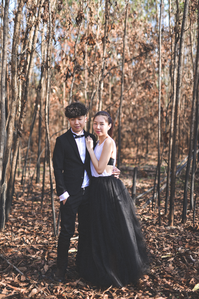 Pre-wedding of Chee Heng & Siew Mei by Andrew Yep Photographie - 001