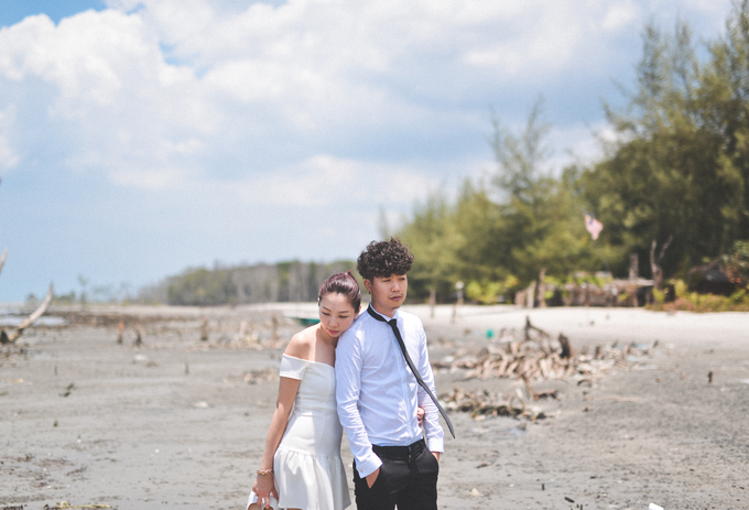 Pre-wedding of Chee Heng & Siew Mei by Andrew Yep Photographie - 004