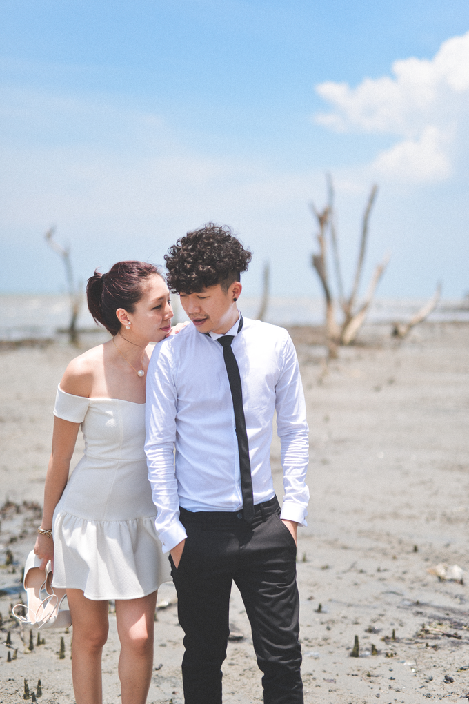 Pre-wedding of Chee Heng & Siew Mei by Andrew Yep Photographie - 005