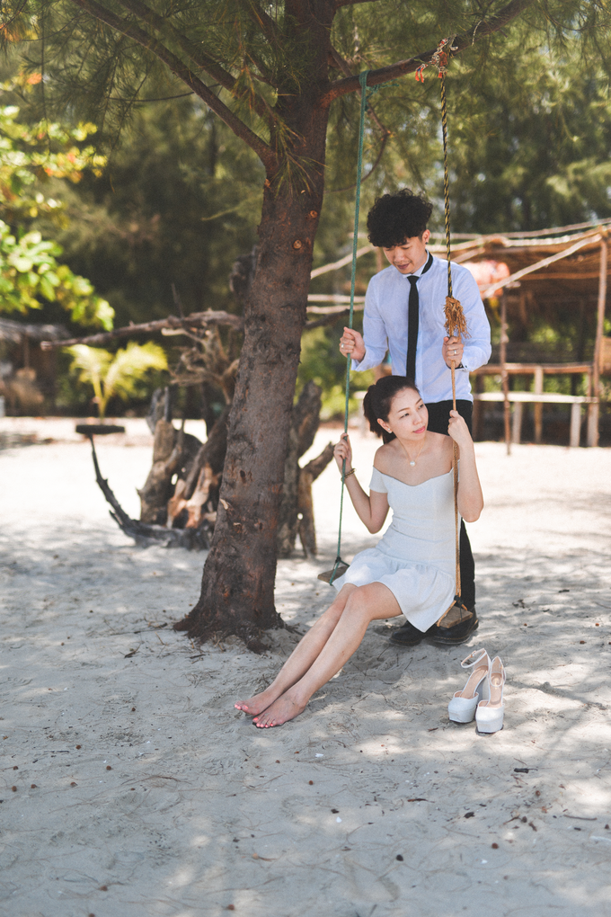 Pre-wedding of Chee Heng & Siew Mei by Andrew Yep Photographie - 007