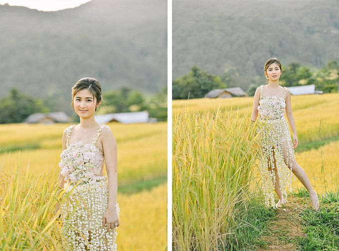 Pre wedding photo in Chiangmai by Lovedezign Photography - 005