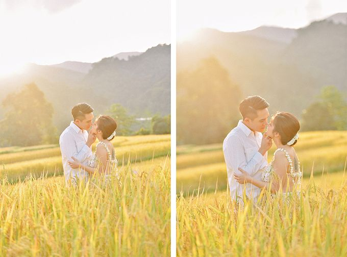 Pre wedding photo in Chiangmai by Lovedezign Photography - 008