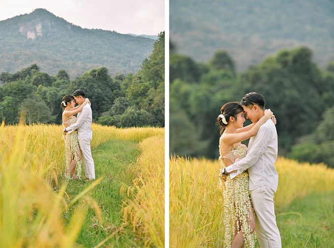 Pre wedding photo in Chiangmai by Lovedezign Photography - 009