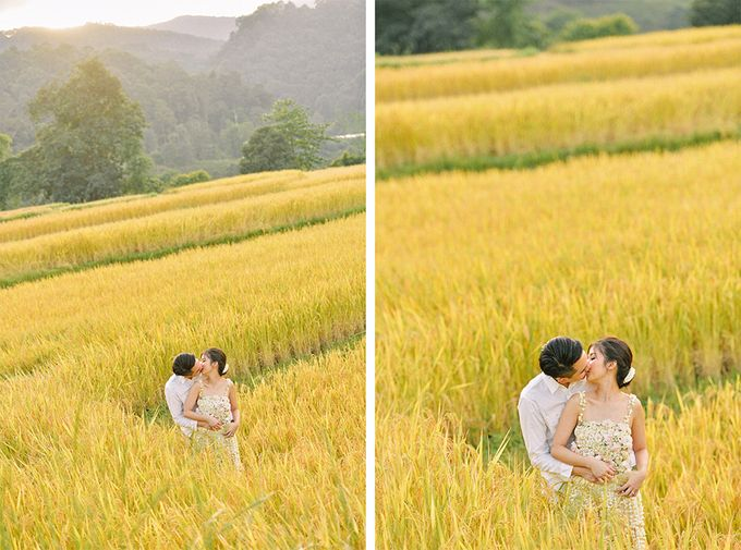 Pre wedding photo in Chiangmai by Lovedezign Photography - 010