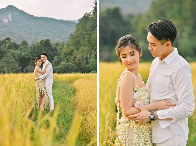 Pre wedding photo in Chiangmai by Lovedezign Photography - 011