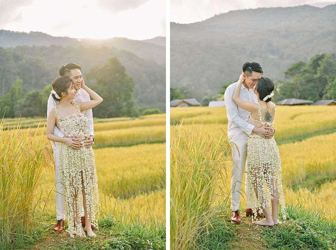 Pre wedding photo in Chiangmai by Lovedezign Photography - 012