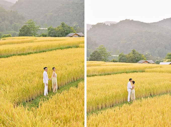 Pre wedding photo in Chiangmai by Lovedezign Photography - 013
