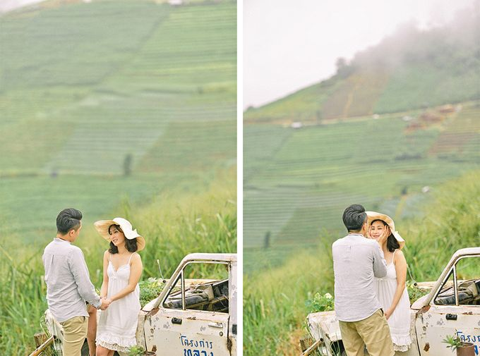 Pre wedding photo in Chiangmai by Lovedezign Photography - 017