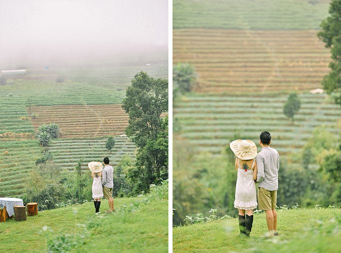 Pre wedding photo in Chiangmai by Lovedezign Photography - 018