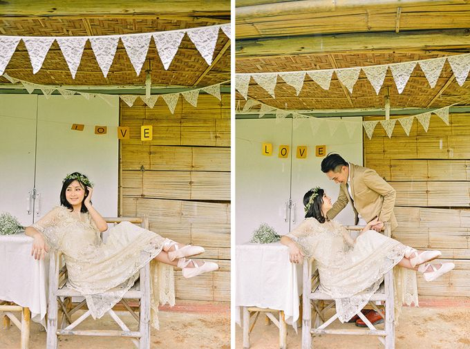 Pre wedding photo in Chiangmai by Lovedezign Photography - 021