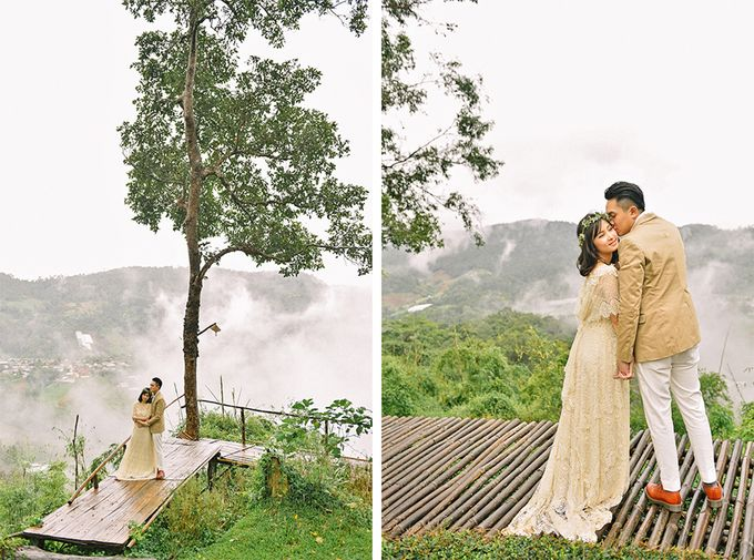 Pre wedding photo in Chiangmai by Lovedezign Photography - 023
