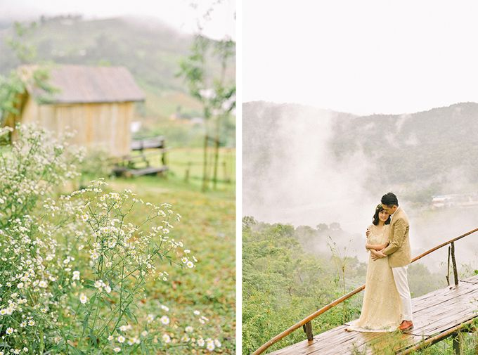 Pre wedding photo in Chiangmai by Lovedezign Photography - 024