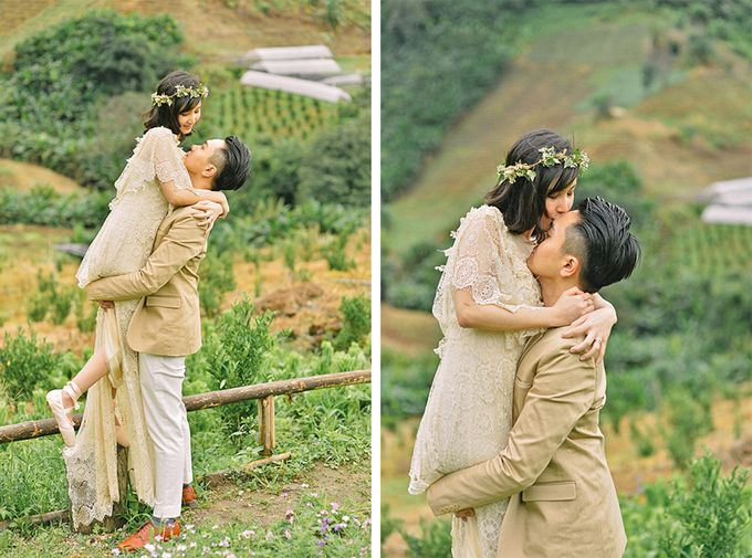 Pre wedding photo in Chiangmai by Lovedezign Photography - 025