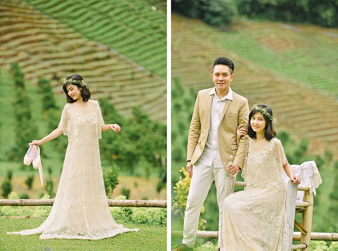 Pre wedding photo in Chiangmai by Lovedezign Photography - 026