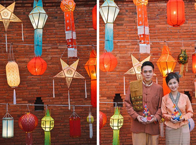 Pre wedding photo in Chiangmai by Lovedezign Photography - 032