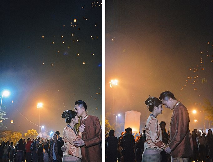 Pre wedding photo in Chiangmai by Lovedezign Photography - 034