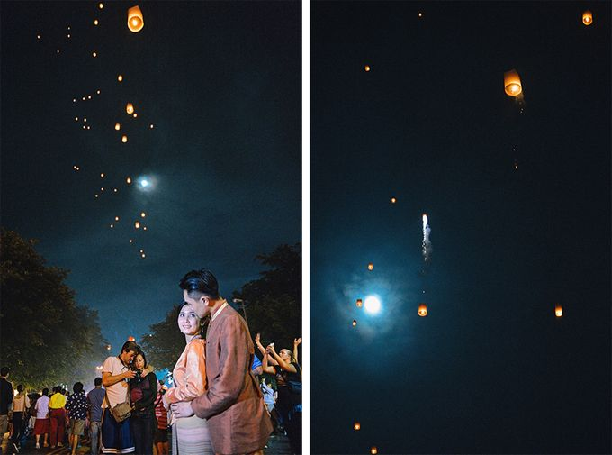 Pre wedding photo in Chiangmai by Lovedezign Photography - 037