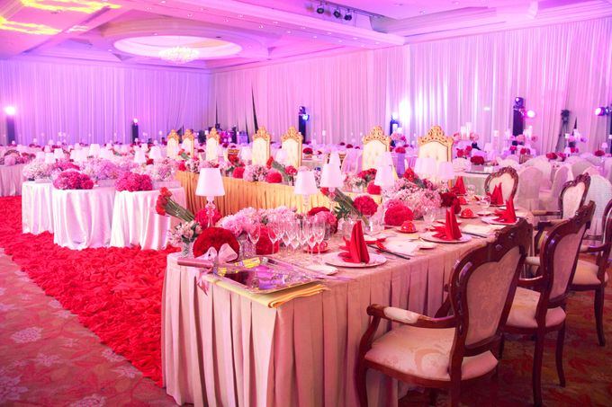 Weddings by Palace of the Golden Horses - 010