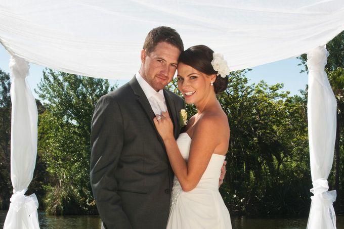 Wedding | Chloe & Matt by Felicia Sarwono Makeup Art - 005