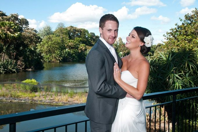 Wedding | Chloe & Matt by Felicia Sarwono Makeup Art - 001
