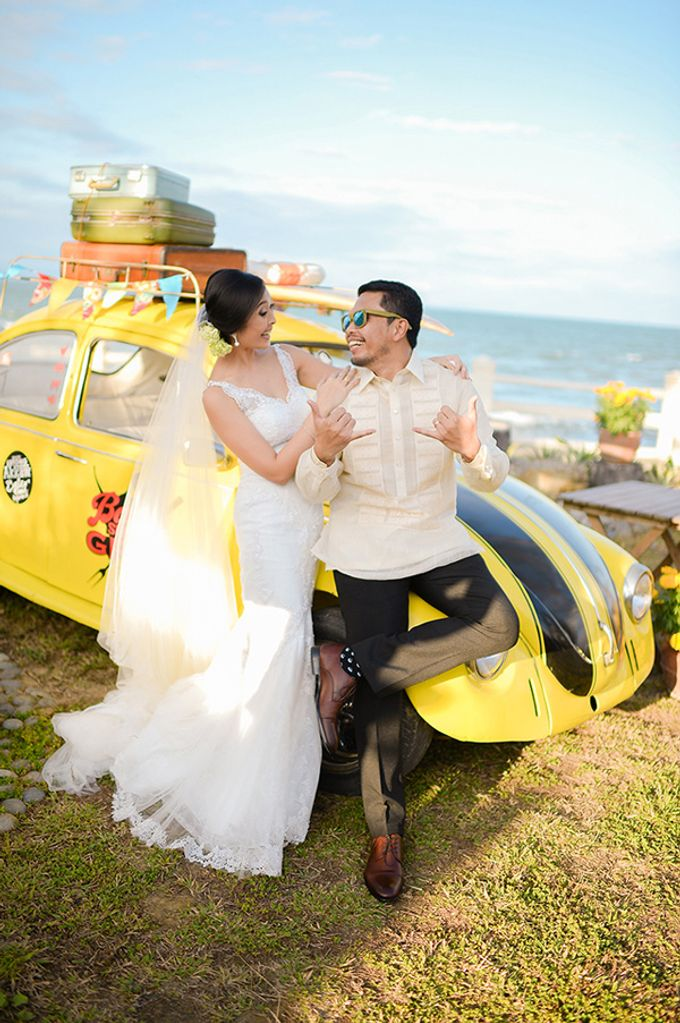 Cholo and Julienne by Costa Pacifica Baler - 012