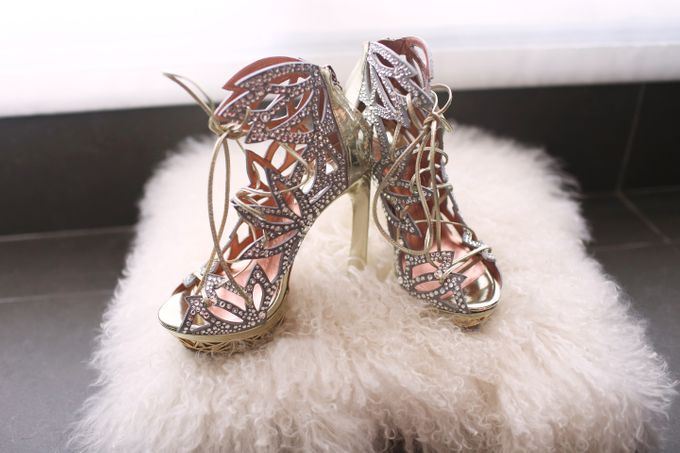 CIARA WEDDING Shoes by Femmes Sans Peur - 001