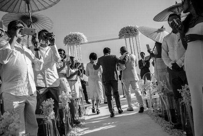 Villa Wedding with a Breathtaking View by Wainwright Weddings - 008