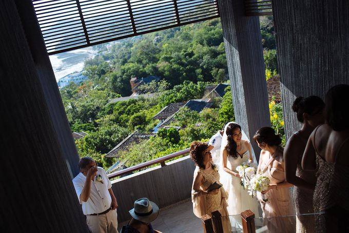 Villa Wedding with a Breathtaking View by Luxury Events Phuket - 009