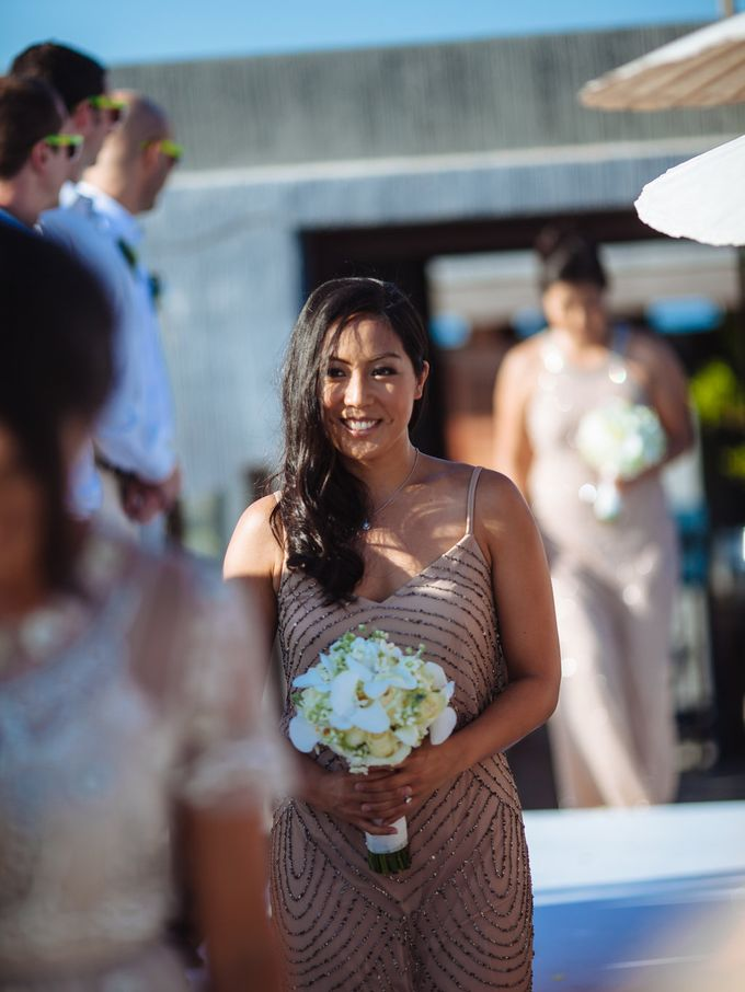 Villa Wedding with a Breathtaking View by Wainwright Weddings - 010