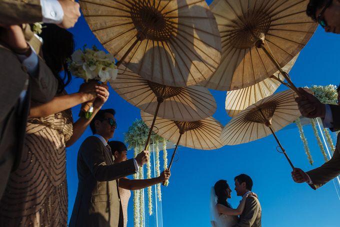 Villa Wedding with a Breathtaking View by Wainwright Weddings - 016