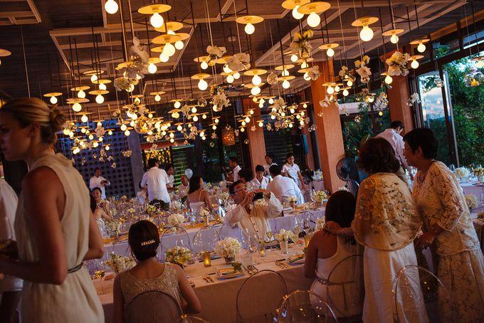 Villa Wedding with a Breathtaking View by Wainwright Weddings - 018