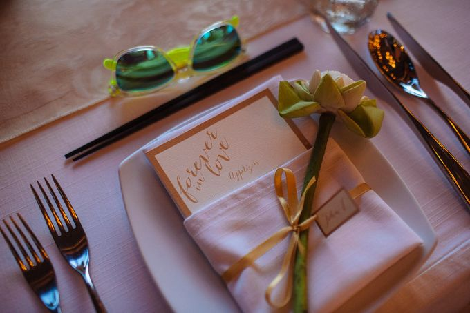 Villa Wedding with a Breathtaking View by Wainwright Weddings - 019