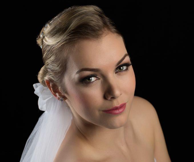 Bridal Looks by Cinthia Torres Makeup Artistry - 011
