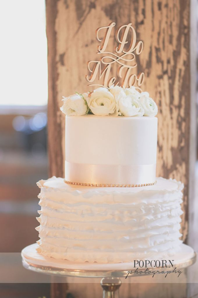 Wedding Cakes in the Hunter Valley by Project Cake - 007