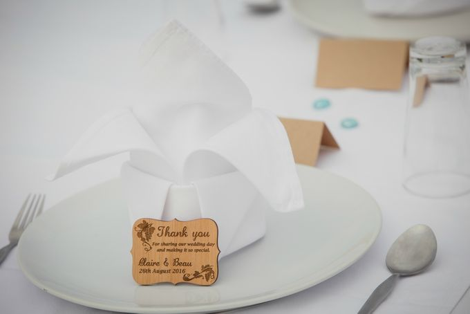 Destination Wedding of Claire and Beau by Unique Wedding and Events - 011