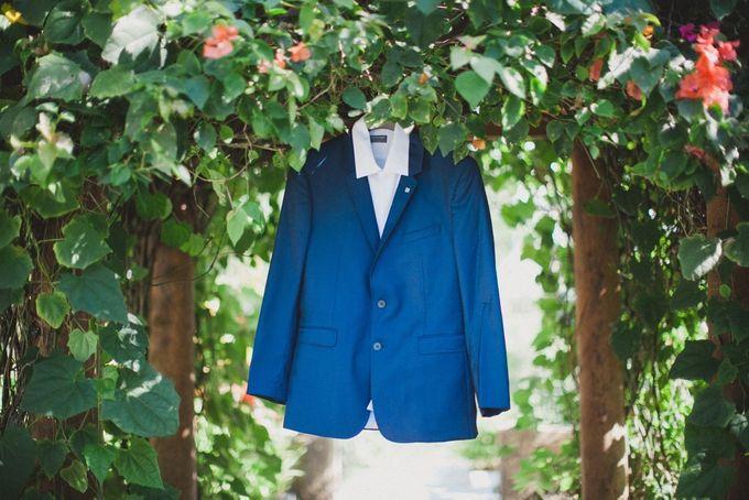 Cliare & Phi Wedding by Pixeldust Wedding Photography - 003