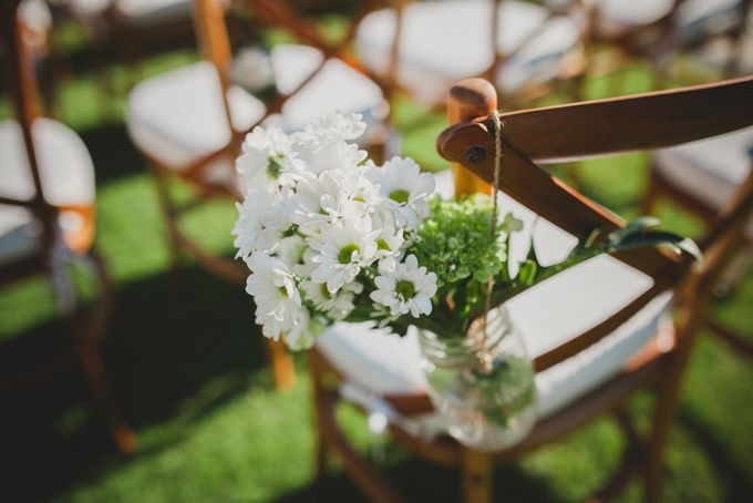Cliare & Phi Wedding by Pixeldust Wedding Photography - 011