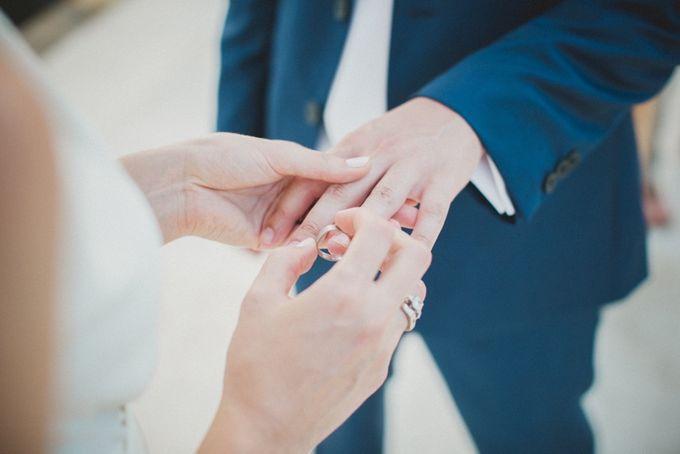 Cliare & Phi Wedding by Pixeldust Wedding Photography - 021