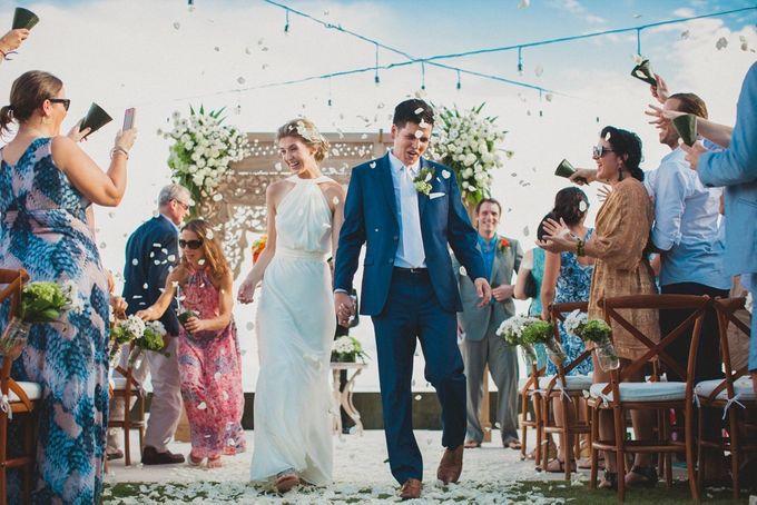 Cliare & Phi Wedding by Pixeldust Wedding Photography - 023