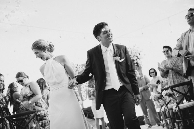 Cliare & Phi Wedding by Pixeldust Wedding Photography - 024