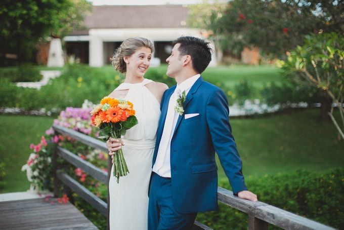Cliare & Phi Wedding by Pixeldust Wedding Photography - 027